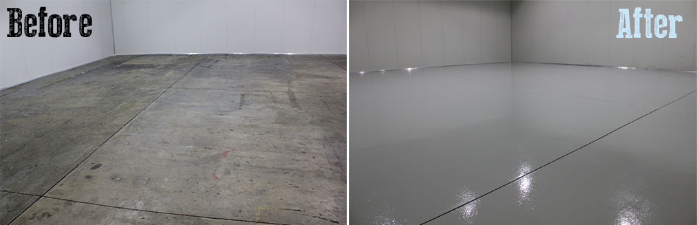 Cement Floor Epoxy Coating : Epoxy flooring concrete floor coating polishing ecoat