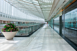 Shopping Centre Floor Coating
